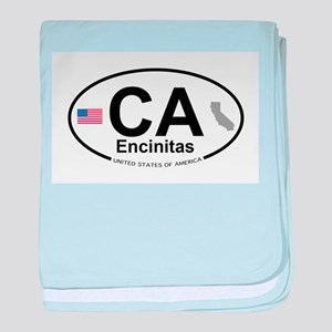 Encinitas baby blanket