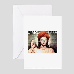 J-MO Greeting Cards (Pk of 10)