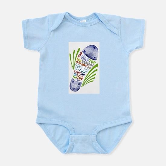 Tap Shoe Infant Bodysuit