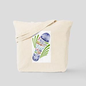 Tap Shoe Tote Bag
