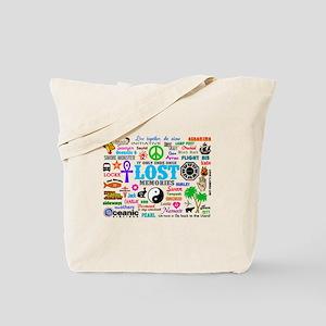 LOST V3 Tote Bag