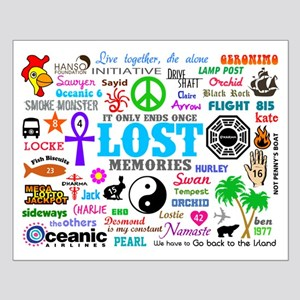 LOST V3 Small Poster