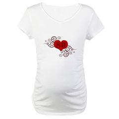 80th Birthday Fancy Heart Shirt