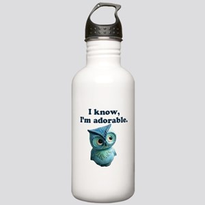 Adorable Stainless Water Bottle 1.0L