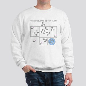 The Introverts Go To a Party Sweatshirt