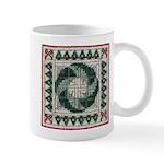 Christmas Stitches Mug