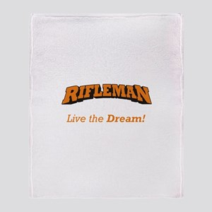 Rifleman - LTD Throw Blanket