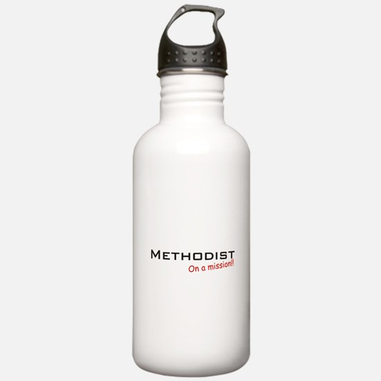 Methodist / Mission! Sports Water Bottle