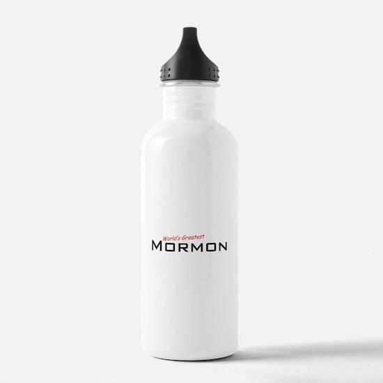 Great Mormon Water Bottle