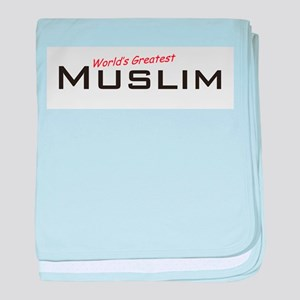 Great Muslim baby blanket