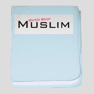 Worst Muslim baby blanket