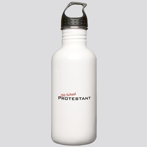 Protestant / School Stainless Water Bottle 1.0L