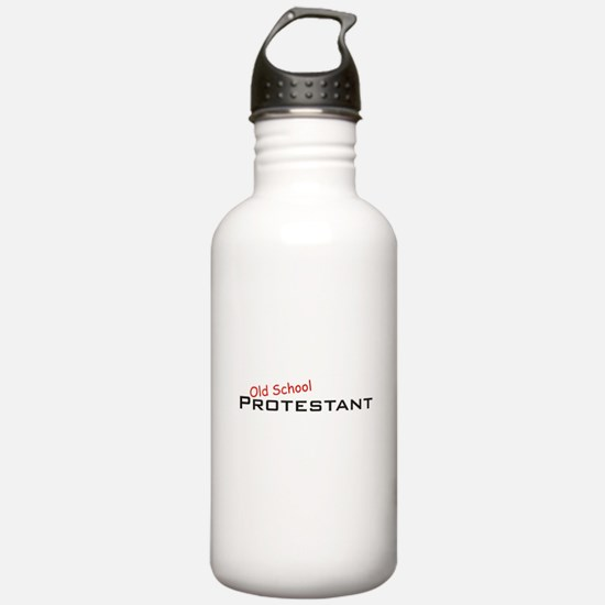 Protestant / School Water Bottle