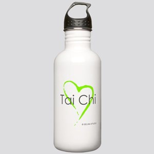 """Tai Chi Heart"" Stainless Water Bottle 1.0L"