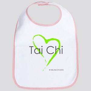 """Tai Chi Heart"" Bib"