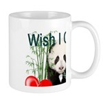 Heart a Book - Panda 11 oz Ceramic Mug