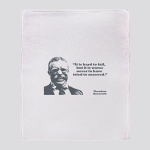 Roosevelt - Failure Throw Blanket