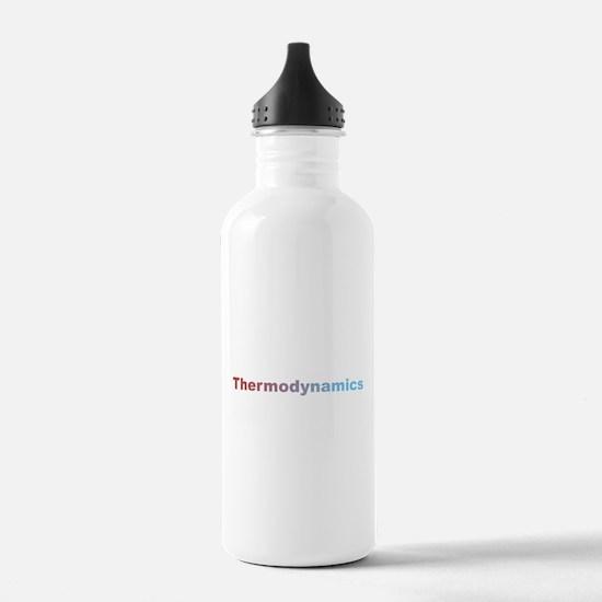 Thermodynamics Water Bottle