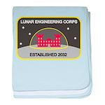 Lunar Engineering baby blanket