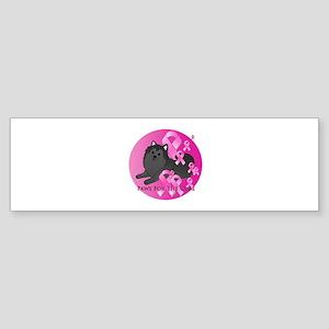 Pomeranian Sticker (Bumper)