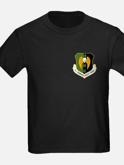 5th Bomb Wing Kid's T-Shirt (Dark)