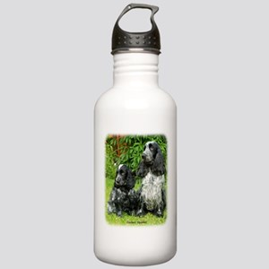 Cocker Spaniel 9W017D-068 Stainless Water Bottle 1