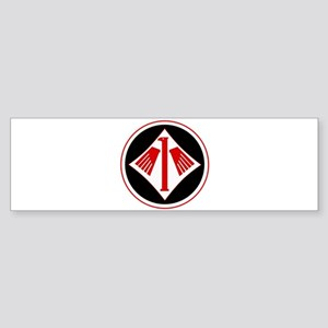 Luftwaffe Secret Project Sticker (Bumper 10 pk)