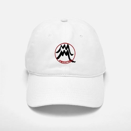 Aquarius Symbol Baseball Baseball Cap