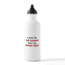 Left-Handed Stainless Water Bottle 1.0L