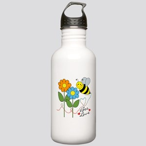 Bee Love Stainless Water Bottle 1.0L