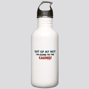 Casino Lovers Stainless Water Bottle 1.0L