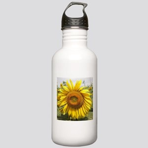 Sunflower Photograph Stainless Water Bottle 1.0L
