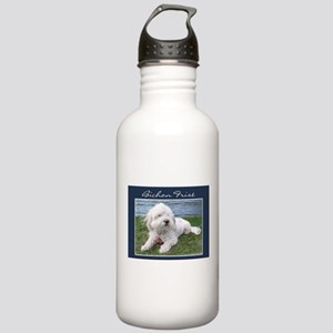 Bichon Frise Dog Stainless Water Bottle 1.0L