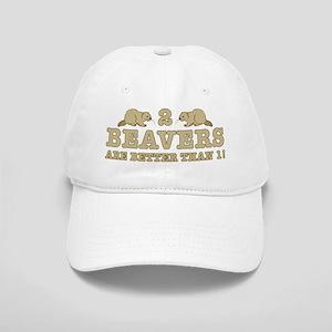 2 Beavers Cap
