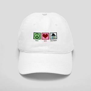 Peace Love Real Estate Cap