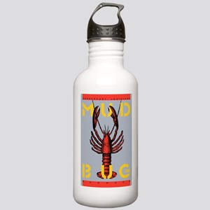 MudBug Madness Stainless Water Bottle 1.0L