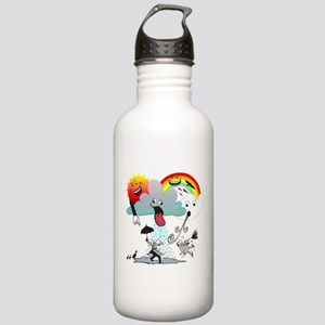 Very Bad Weather! Stainless Water Bottle 1.0L