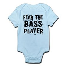 Fear The Bass Player Infant Bodysuit