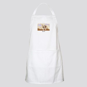 drink soy BBQ Apron