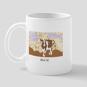 drink soy Mug