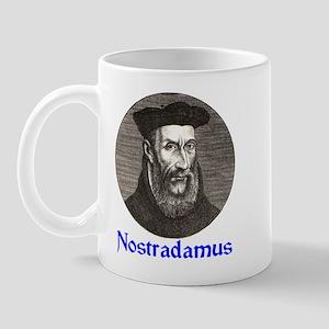 Nostradamus Mug