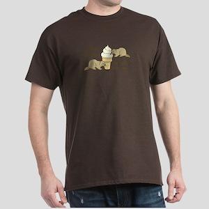 2 Beavers Dark T-Shirt