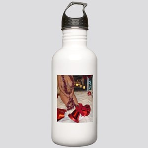 Christmas Jingle Stainless Water Bottle 1.0L