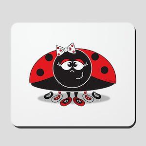 Little Ladybug Mousepad