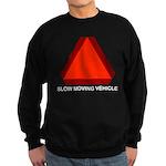 Slow Moving Vehicle 1 Sweatshirt (dark)