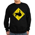 Tractor Crossing Sweatshirt (dark)