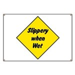 Slippery When Wet 2 Banner