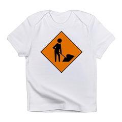 Men at Work 3 Infant T-Shirt