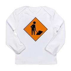 Men at Work 3 Long Sleeve Infant T-Shirt