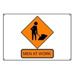 Men at Work 2 Banner